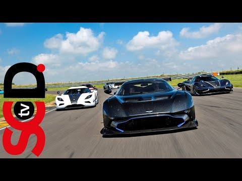 Is This The Best Supercar Track day Ever?? // Supercar Days 2017