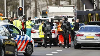 Netherland shooting: Manhunt underway after deadly attack in Dutch city of Utrecht