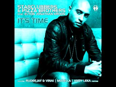 Download StarClubbers & PizzaBrothers-It's Time (Andy Leka Rmx)