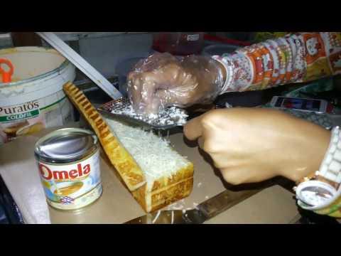 HOW TO MAKE ROTI BAKAR | MEMBUAT ROTI...