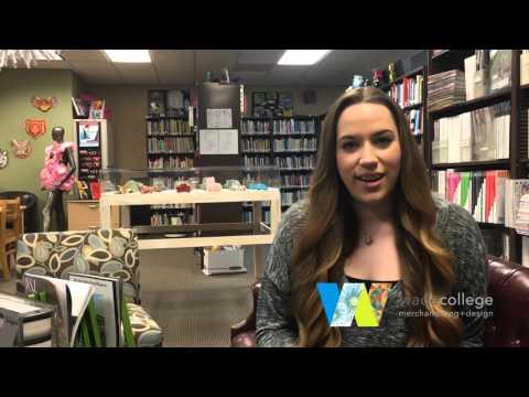 Wade College - Visual Communication Alumna Madison Hunnicutt