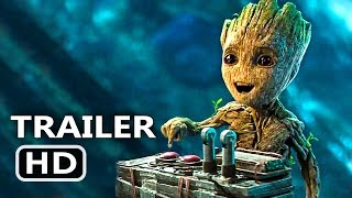 BABY GROOT Button Clip ! - Guardians of the Galaxy 2