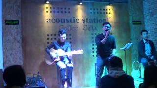 Nước Mắt - V4MEN - Đỗ Thành Nam  - Acoustic Cover Live