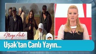 Uşak'tan canlı yayın... - Müge Anlı ile Tatlı Sert 7 Mart 2019