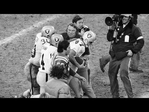 'Ghost to the Post' 1977 AFC Divisional Round: Colts vs. Raiders highlights