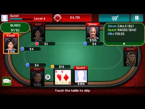Texas Holdem Poker 3 Java 360x640