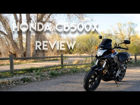 A Short Riders Review of the Honda CB500X