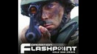 обзор на видео игру:Operation Flashpoint Cold War Crisis