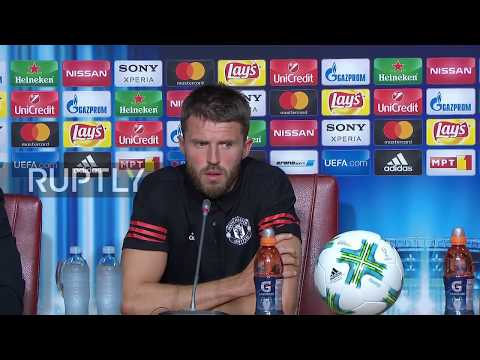 Macedonia: Let's 'enjoy a special moment' - Mourinho plays down Man U's chances in Super Cup