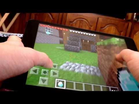 Minecraft pocket edition cheats for iPad