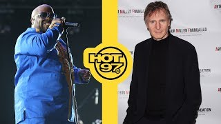 Reactions To Liam Neeson's Comments + Cee-Lo Green Says 'F These Protestors'