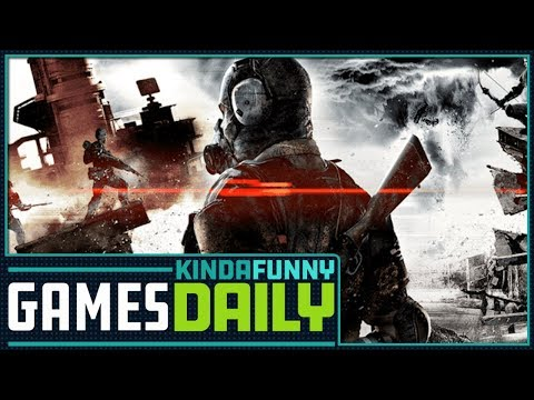 Metal Gear Survive's Message to Kojima? - Kinda Funny Games Daily 02.26.18