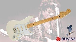 Guitarra Fender Jimi Hendrix Auvisa