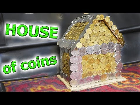HOUSE OF COINS - AMAZING DIY