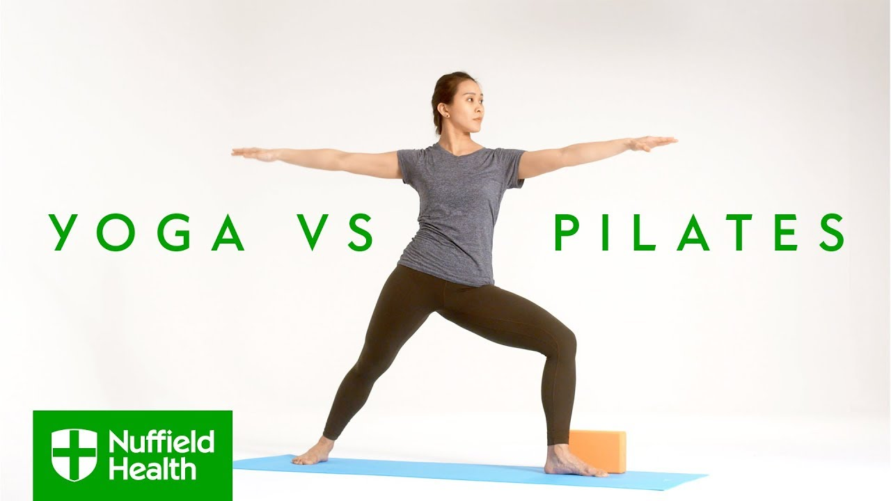 Yoga Vs Pilates What S The Difference Youtube