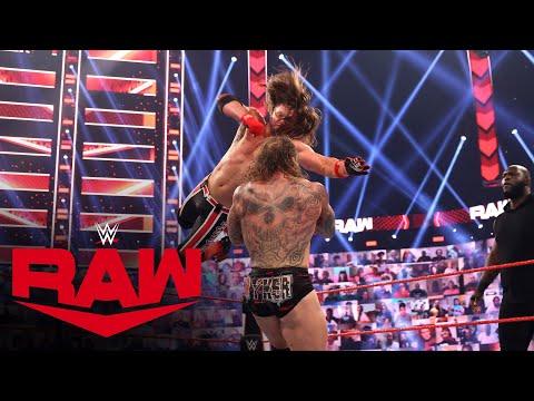 AJ Styles & Omos vs. Elias & Jaxson Ryker – Raw Tag Team Championship Match: Raw, May 31, 2021