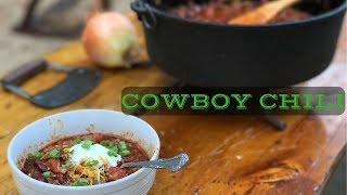 Cowboy Chili Recipe