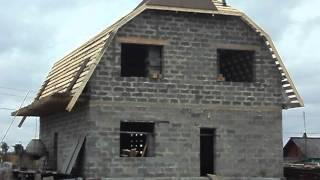 видео Ломаная крыша из Ондулина