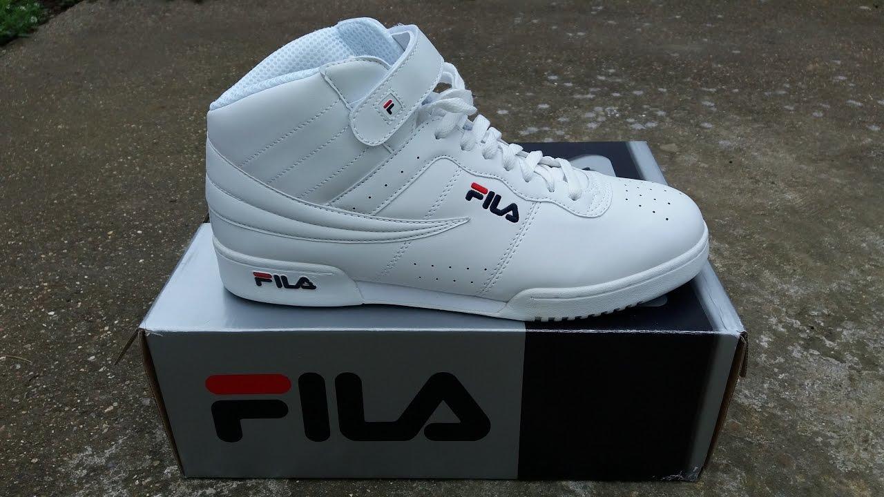 fila shoes high tops classics pizza 2560