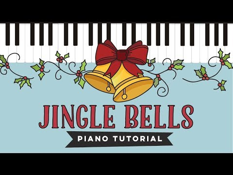 How to Play Jingle Bells  Easy Piano Version  Hoffman Academy