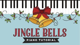 How to Play Jingle Bells - Easy Piano Version