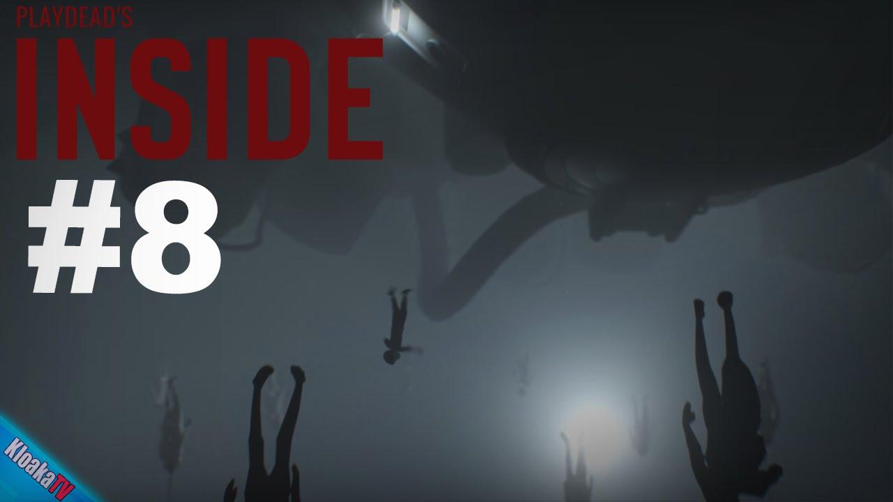 INSIDE - Part 8 - Walkthrough Gameplay - Upside Down [1080p & 60 FPS]