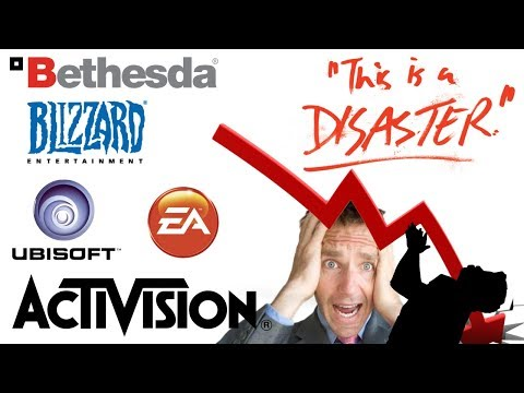 AAA Games Company Crash Isn't Coming....It's Already Here!