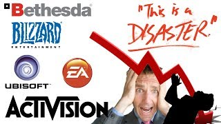 AAA Games Company Crash Isn't Coming....It's Already Here!