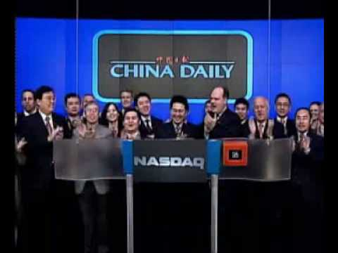 China Daily launched the U.S. Edition on 2/23/09