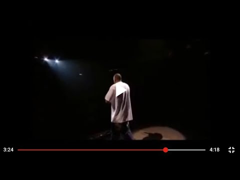 Jay Z - December 4th - Live At The Fade To Black Concert - 2004