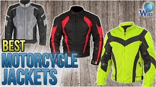 10 Best Motorcycle Jackets 2018