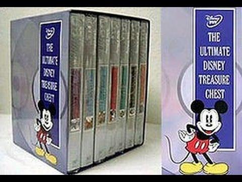 Encyclomedia's Collectibles : Walt Disney Treasures Wave One