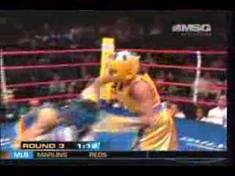 Golden Gloves Women's Final 2008: Underdog