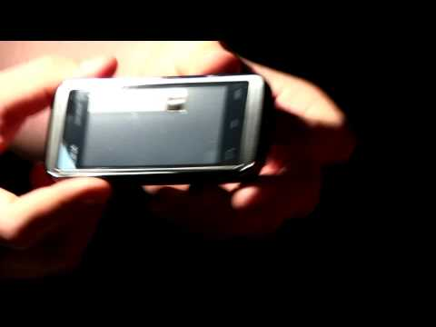 Unboxing Nokia 5530 XpressMusic