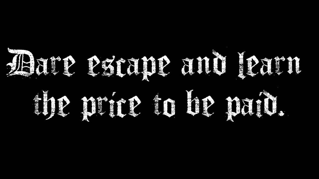 Avenged sevenfold hail to the king lyrics hd youtube voltagebd Gallery
