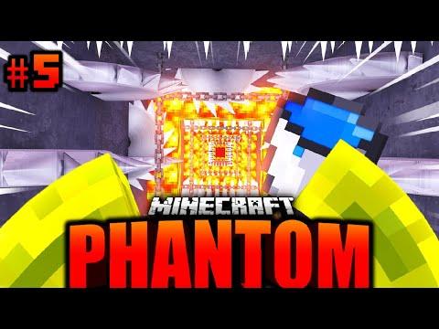 Der 100% UNMÖGLICHE MLG WATER?! - Minecraft PHANTOM #05 [Deutsch/HD]