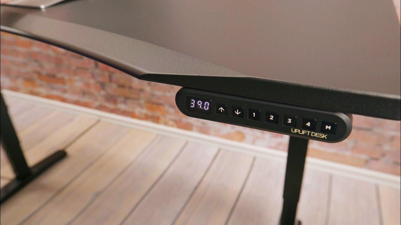UPLIFT Desk Advanced Keypad