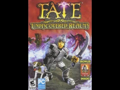 playing an old game named fate: undiscovered realms |