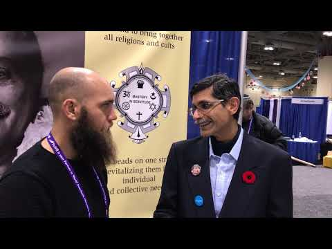 Meher Baba Philosophy Explained: Parliament of World Religions Toronto 2018