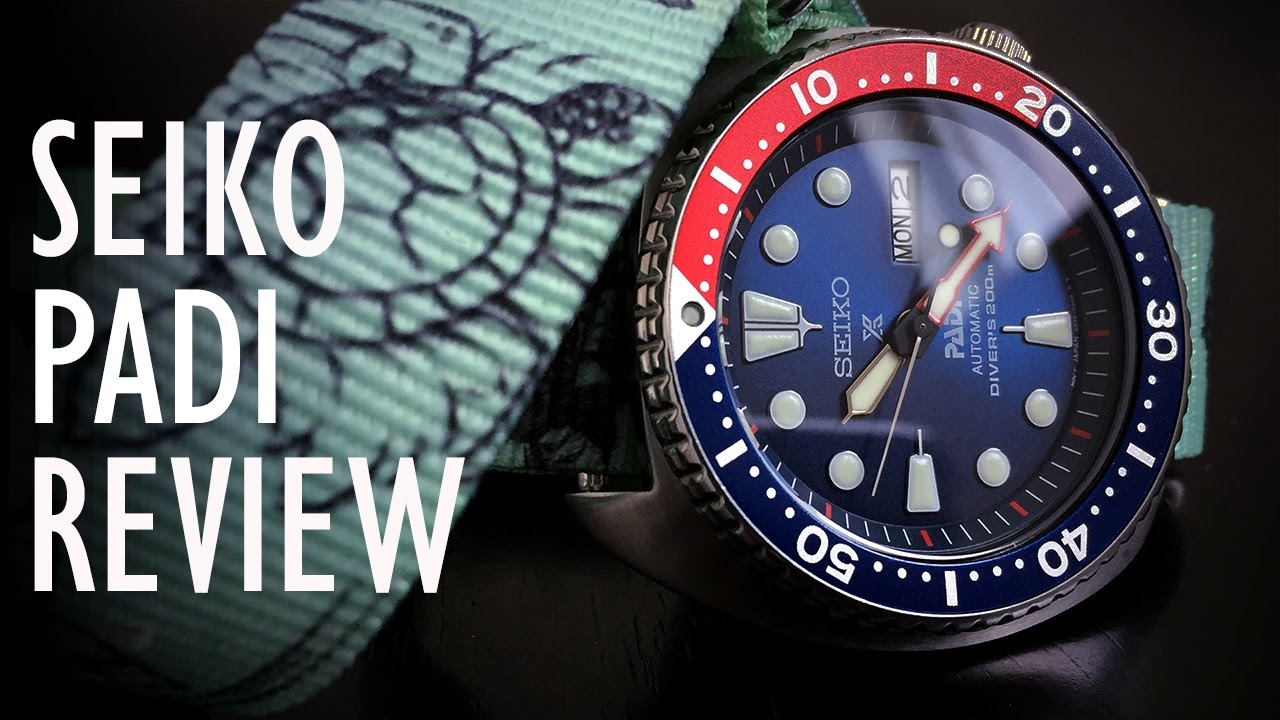 Seiko Padi Turtle Review Srpa21 Youtube
