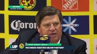 """""""Todos los jugadores hacen lo que se les pide"""": Miguel Herrera"""