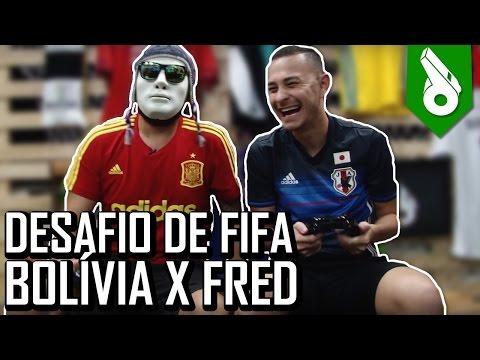 Veja o video – DESAFIO DE FIFA 16 – BOLÍVIA X FRED #02