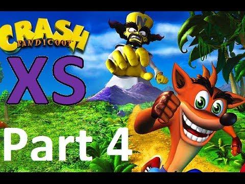 Crash Bandicoot XS - Parte 4