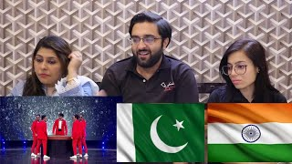 Muqabala Muqabala | Dance Champions MJ5 | PAKISTAN REACTION