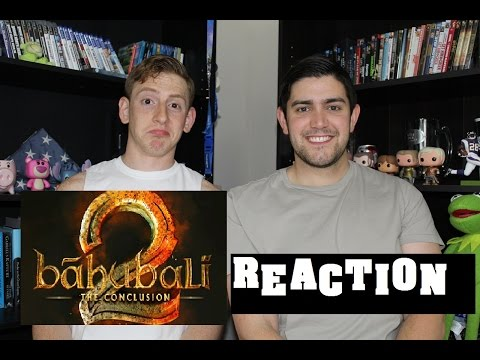 Baahubali 2 - The Conclusion Trailer - Reaction