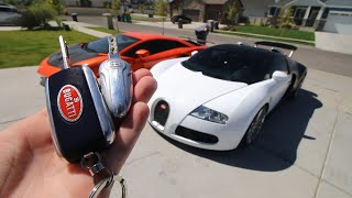 FIRST POLICE HICCUP IN MY BUGATTI VEYRON