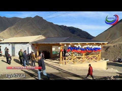 В рамках проекта «Комфортная городская среда» благоустроено село Рича