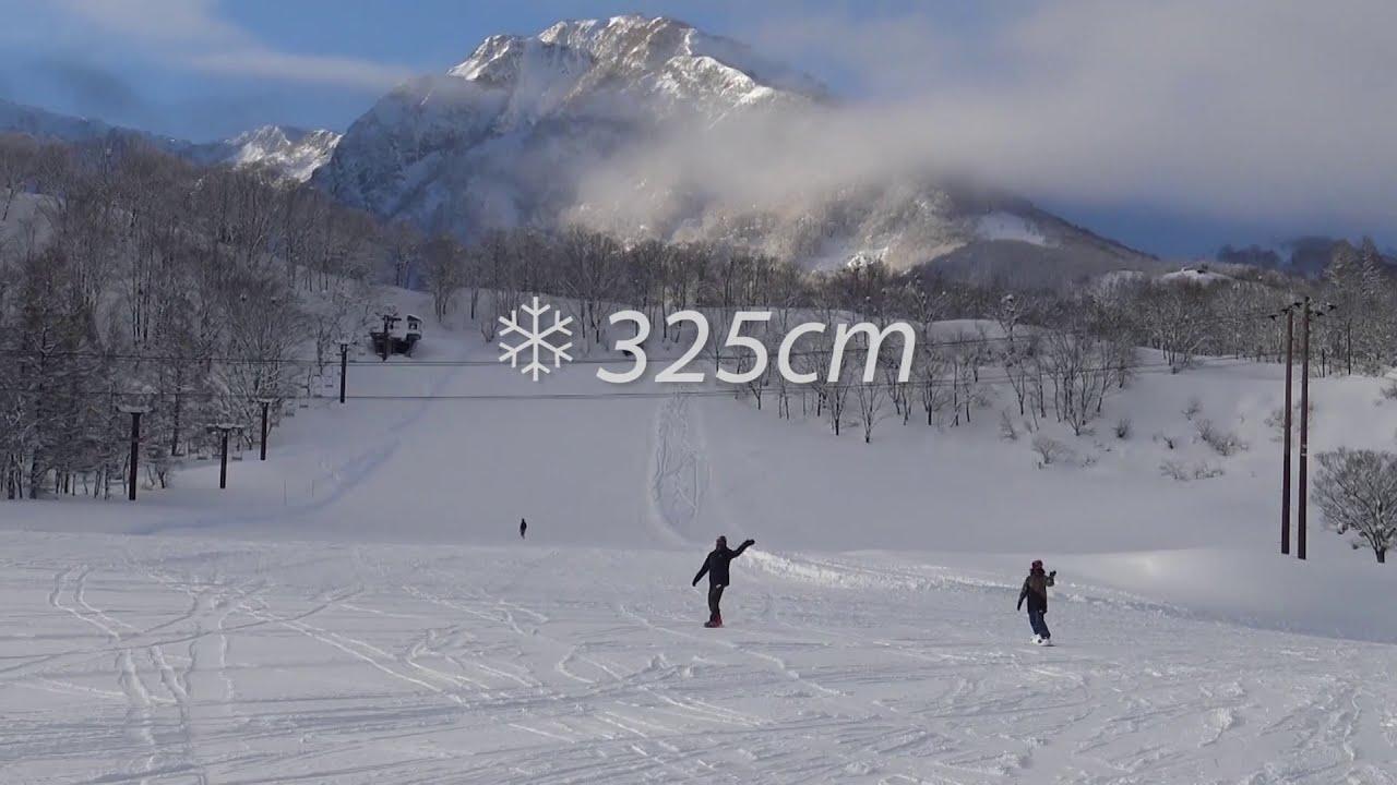 天気 場 高杉 ノ 妙 スキー 原