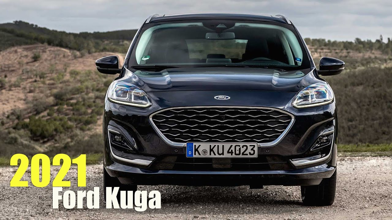 2021 Ford Kuga 2 0 Ecoblue Hybrid Youtube