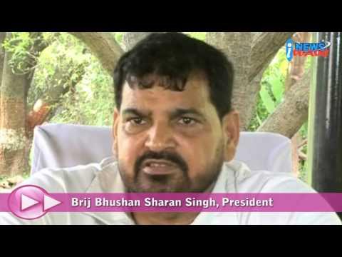 Brij Bhushan Sharan Singh, MP